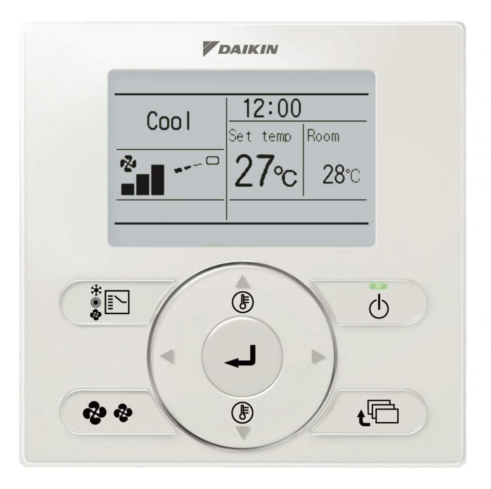 Fully Flat Cassette Daikin Commercial Mini Split Wiring Diagram Nav Ease Controller