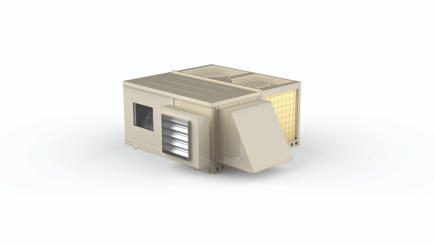 Rooftop Packaged Unit Economiser Kit