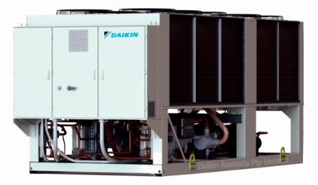 4-Pipe Inverter R134 Screw Chiller